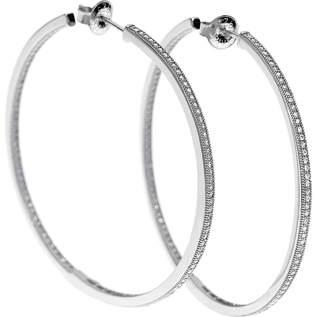 boucles d'oreille femme bijoux Ambrosia AAO 011