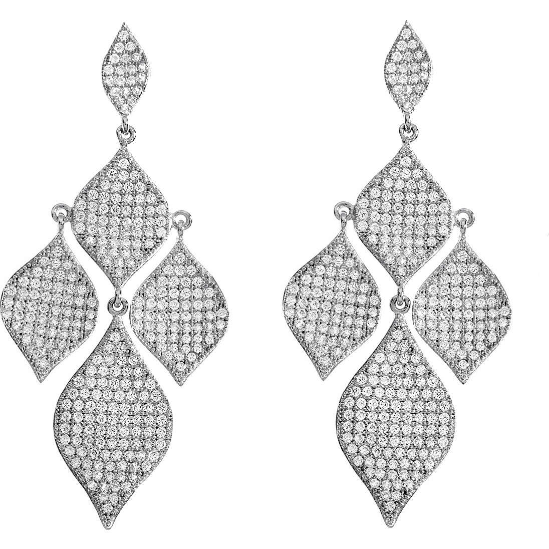 boucles d'oreille femme bijoux Ambrosia AAO 016