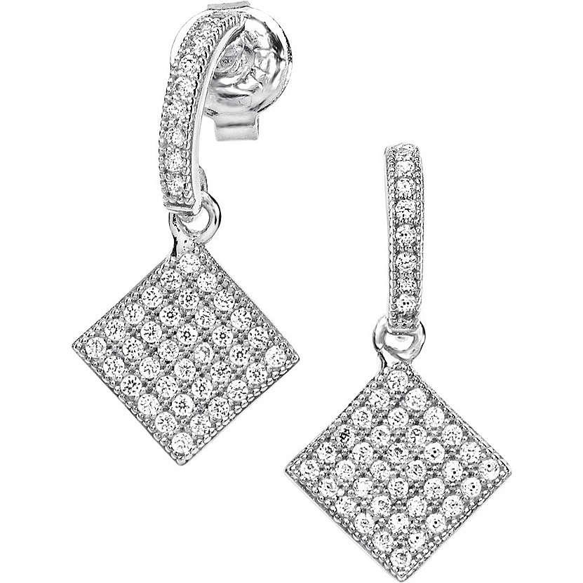 boucles d'oreille femme bijoux Ambrosia AAO 019