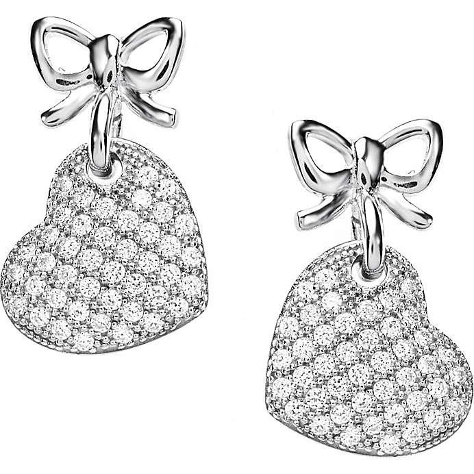 boucles d'oreille femme bijoux Ambrosia AAO 024