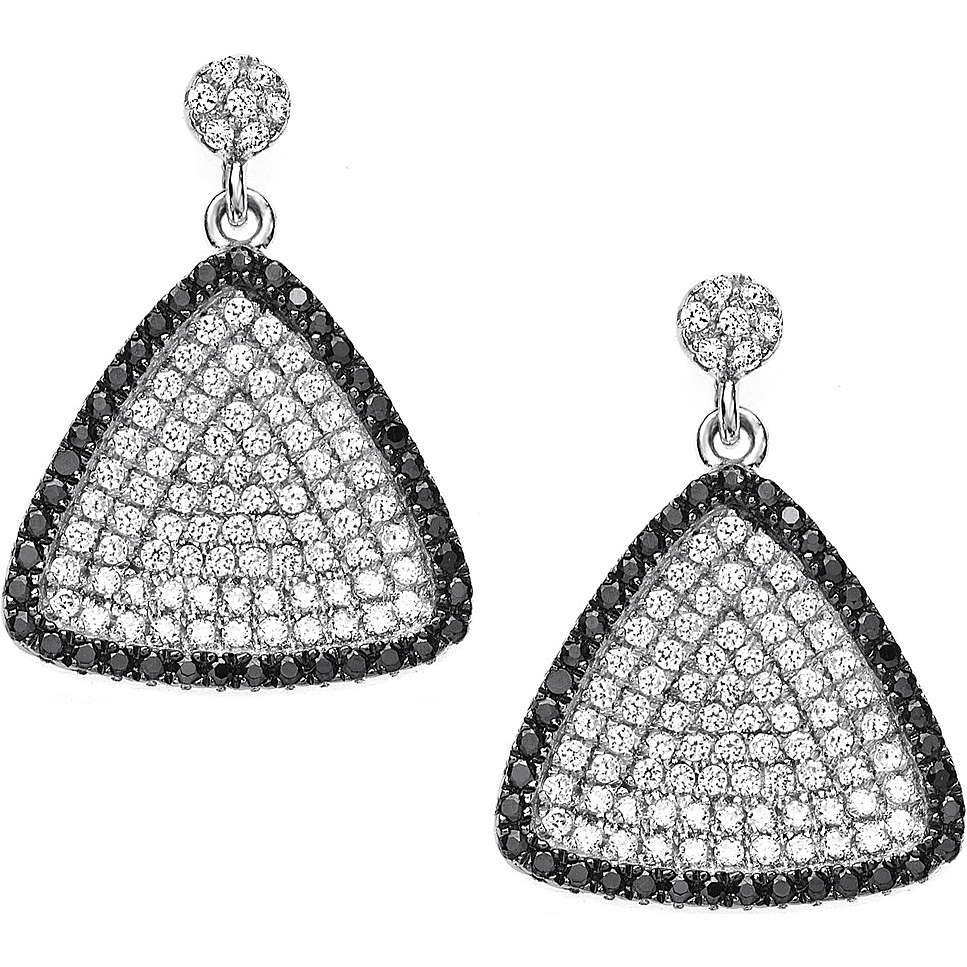 boucles d'oreille femme bijoux Ambrosia AAO 028