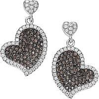 boucles d'oreille femme bijoux Ambrosia AAO 029