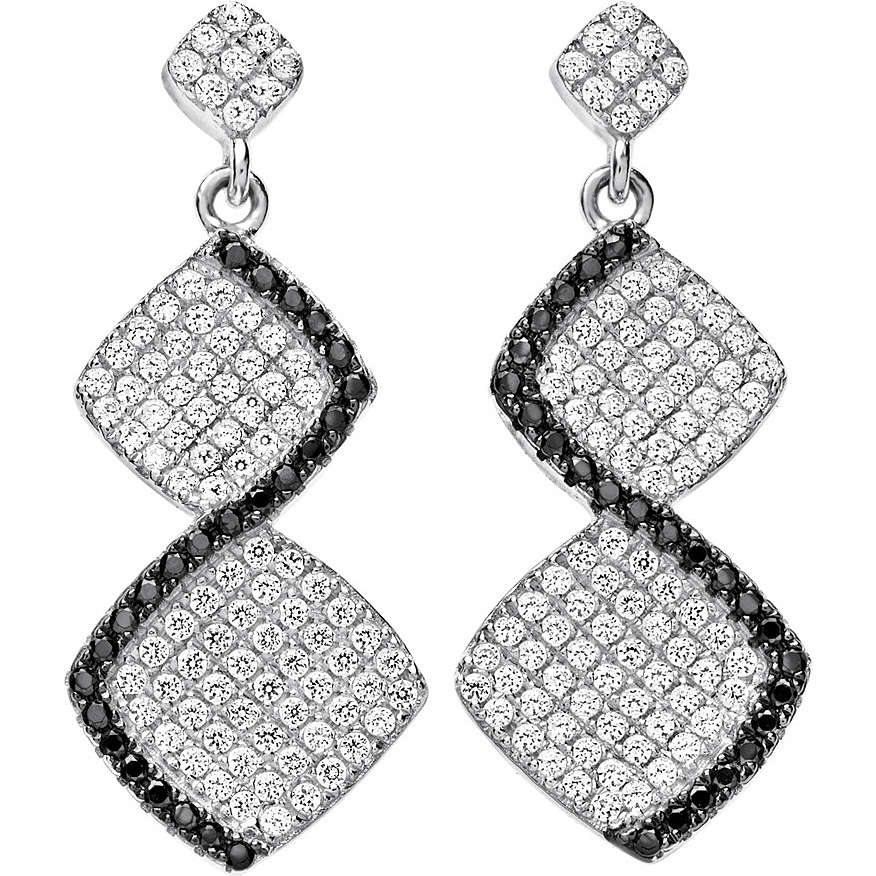 boucles d'oreille femme bijoux Ambrosia AAO 031