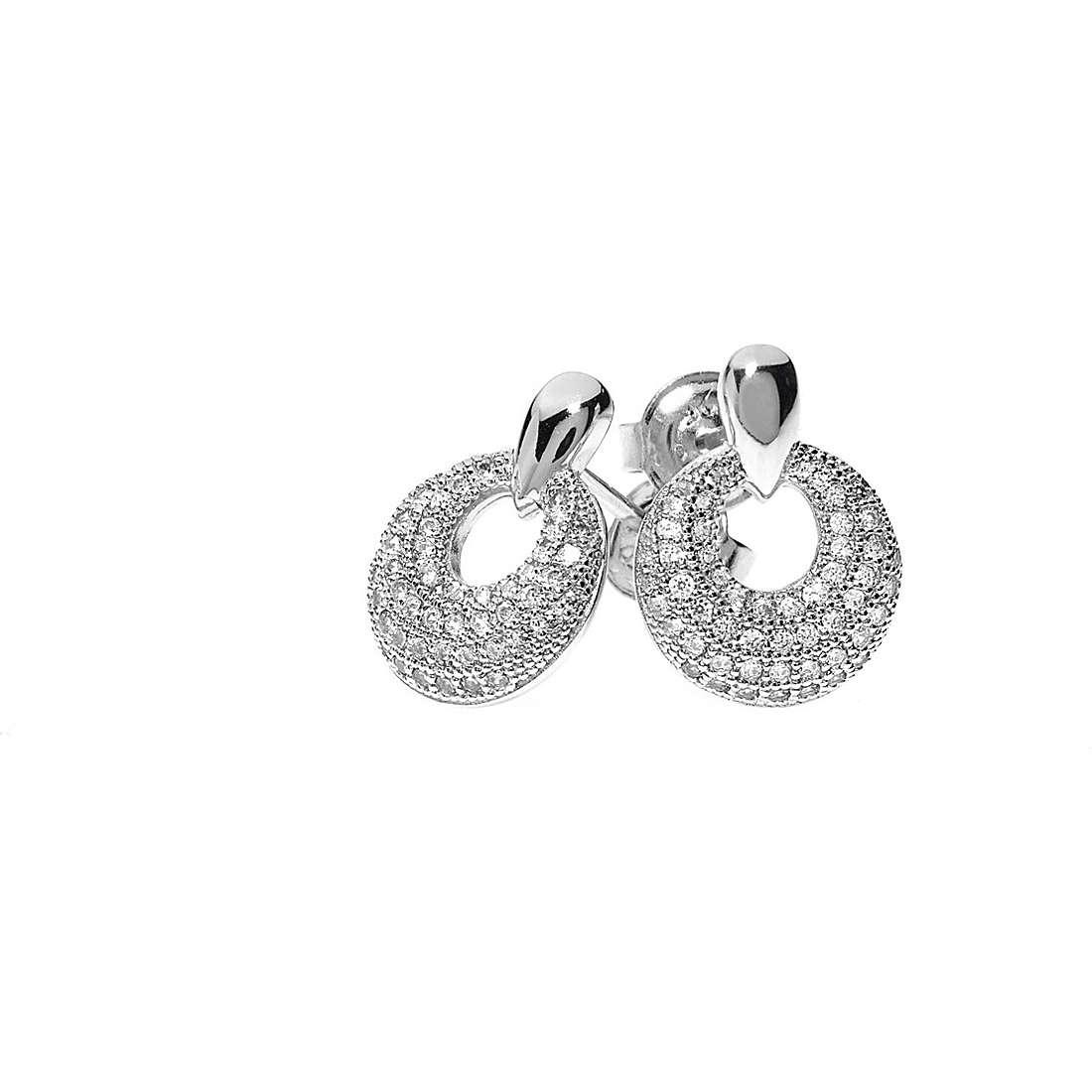 boucles d'oreille femme bijoux Ambrosia AAO 033