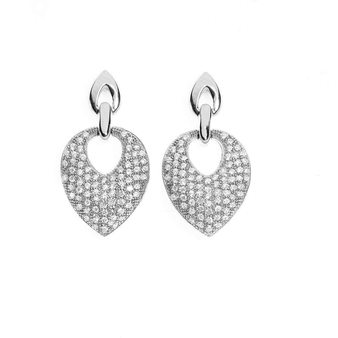 boucles d'oreille femme bijoux Ambrosia AAO 034