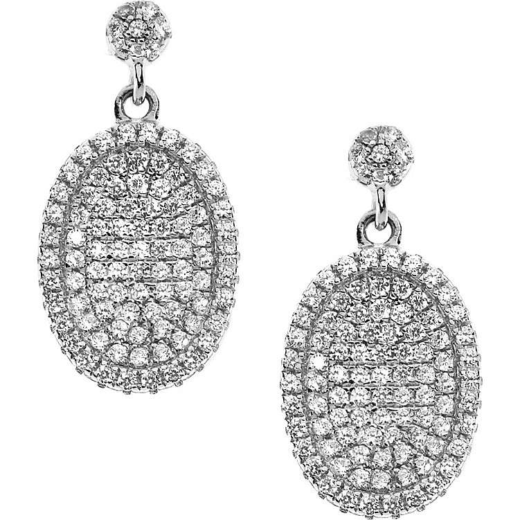 boucles d'oreille femme bijoux Ambrosia AAO 036