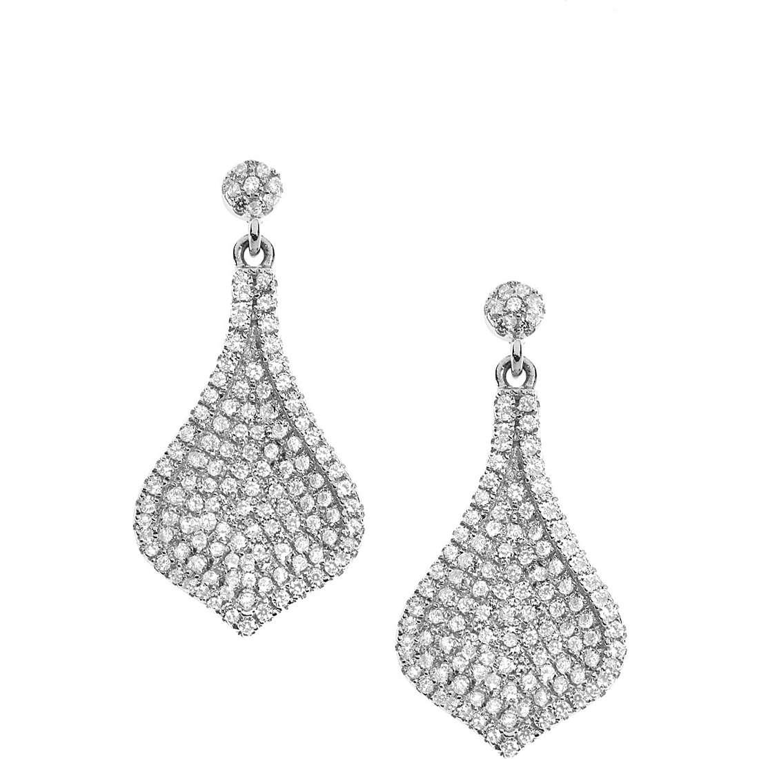 boucles d'oreille femme bijoux Ambrosia AAO 037