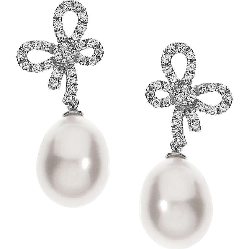boucles d'oreille femme bijoux Ambrosia AAO 040
