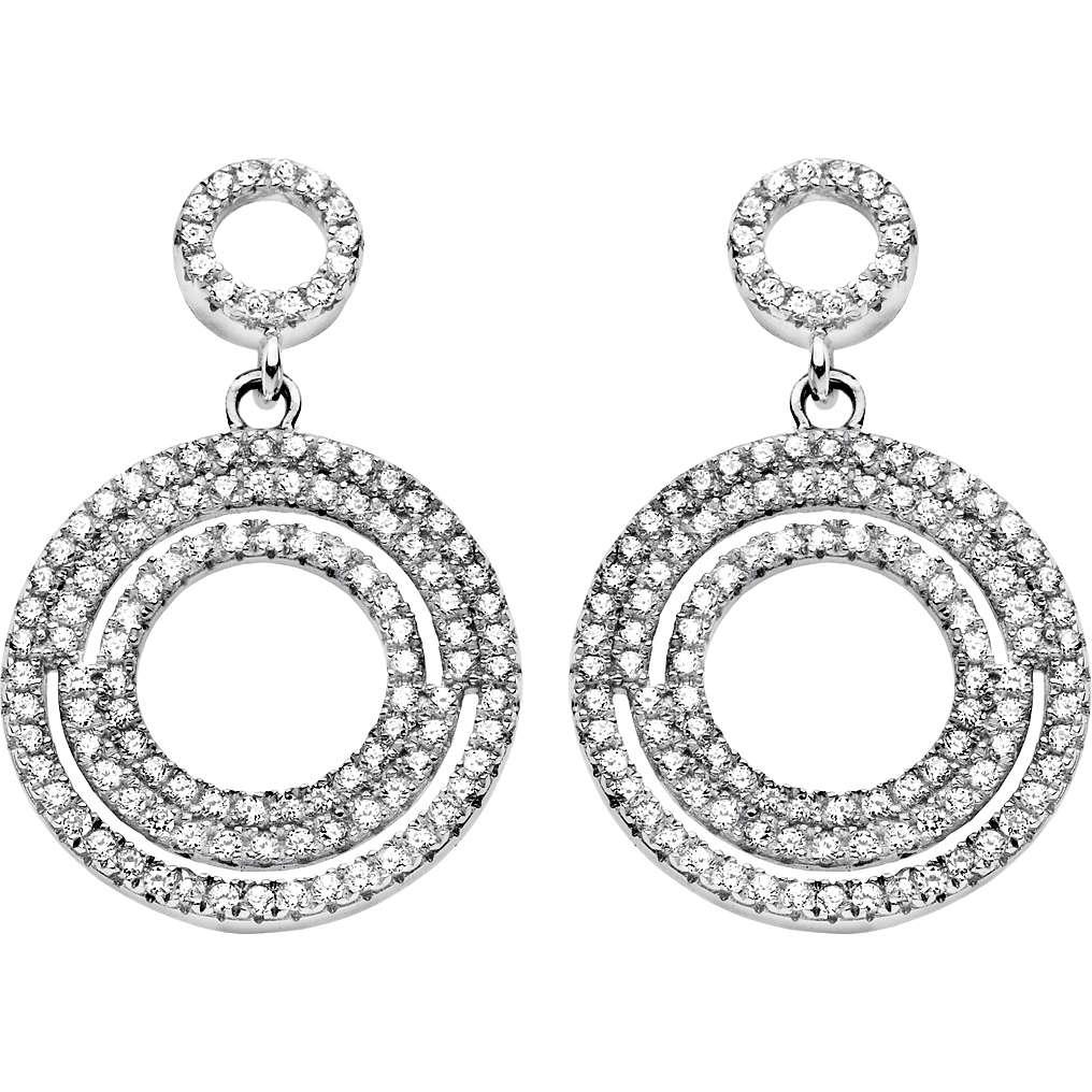 boucles d'oreille femme bijoux Ambrosia AAO 041