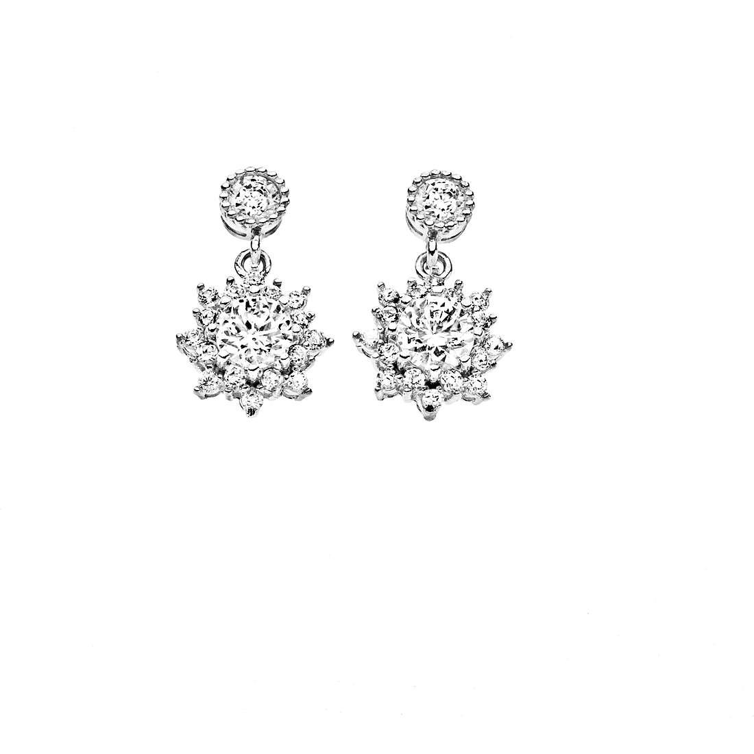 boucles d'oreille femme bijoux Ambrosia AAO 048
