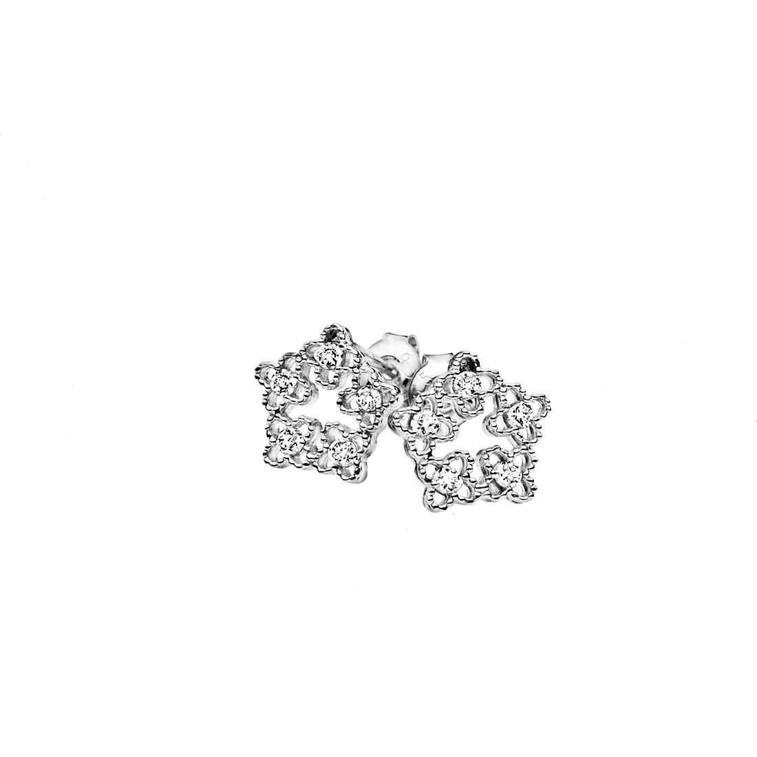 boucles d'oreille femme bijoux Ambrosia AAO 050