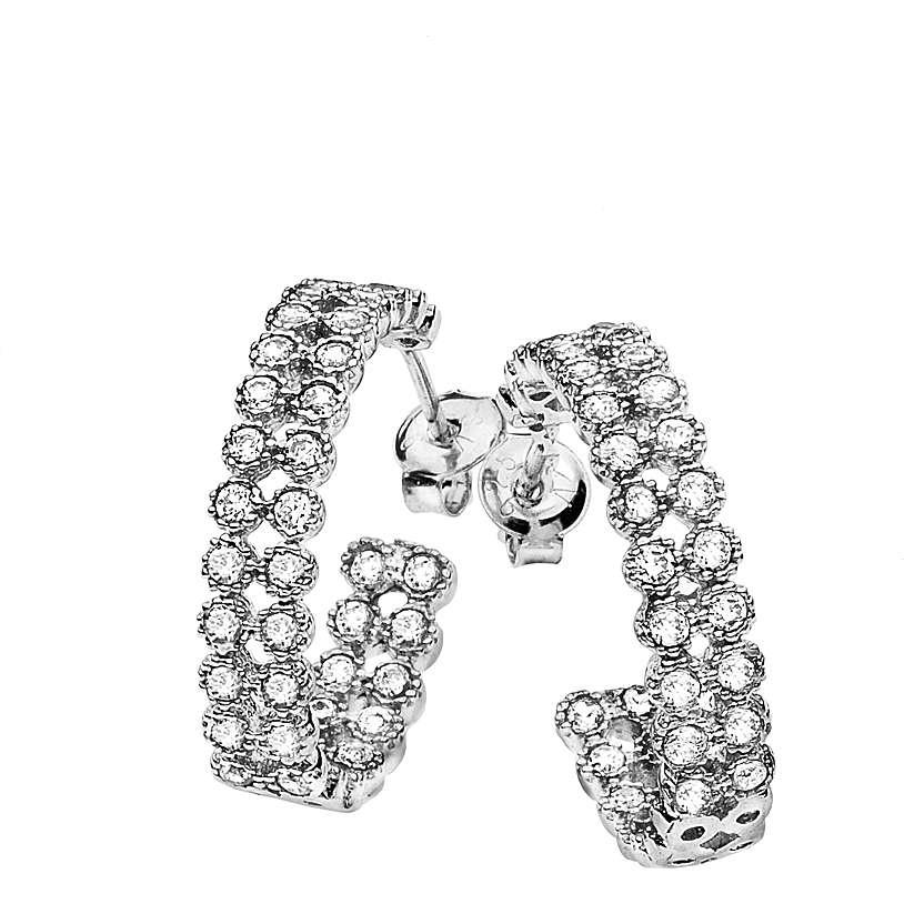 boucles d'oreille femme bijoux Ambrosia AAO 052