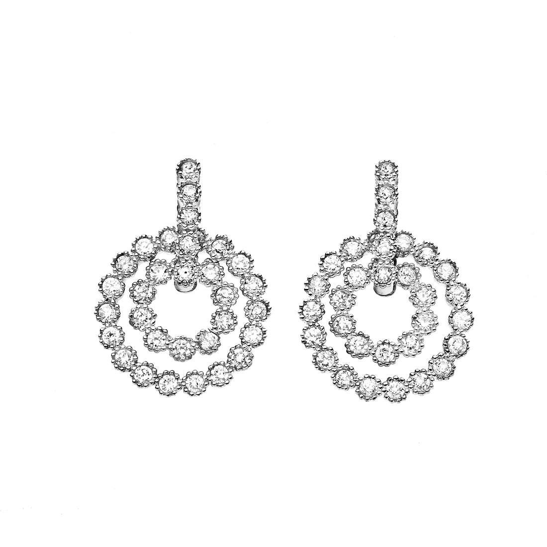 boucles d'oreille femme bijoux Ambrosia AAO 053