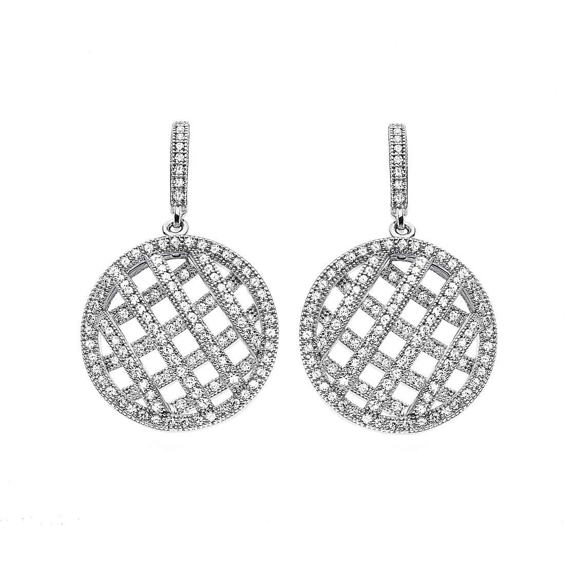 boucles d'oreille femme bijoux Ambrosia AAO 058