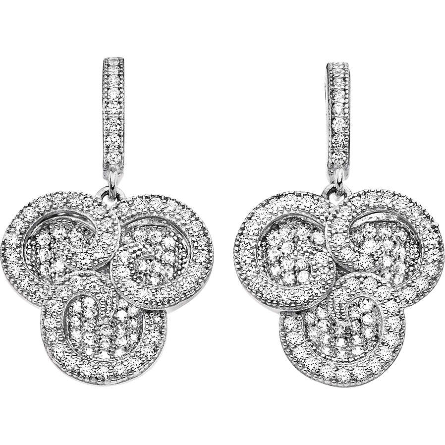 boucles d'oreille femme bijoux Ambrosia AAO 059