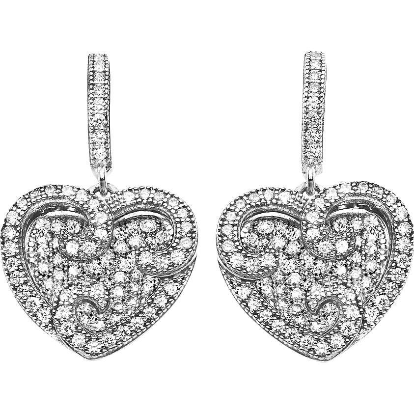 boucles d'oreille femme bijoux Ambrosia AAO 060