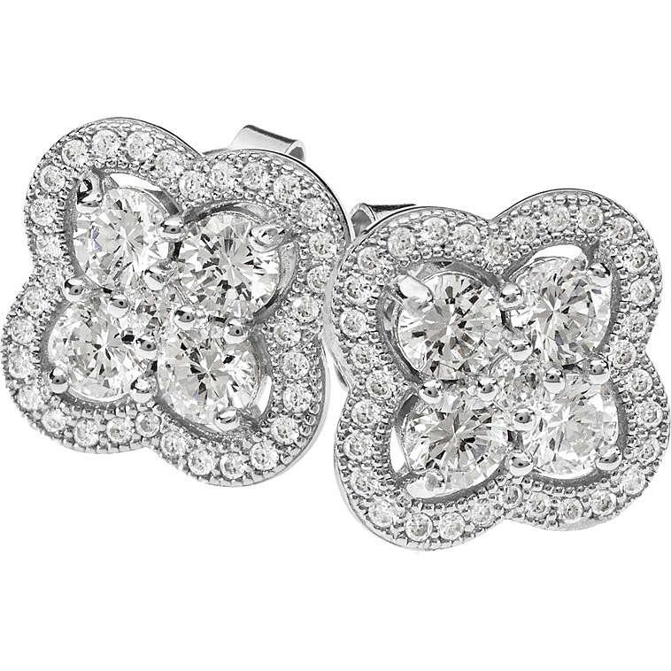 boucles d'oreille femme bijoux Ambrosia AAO 088