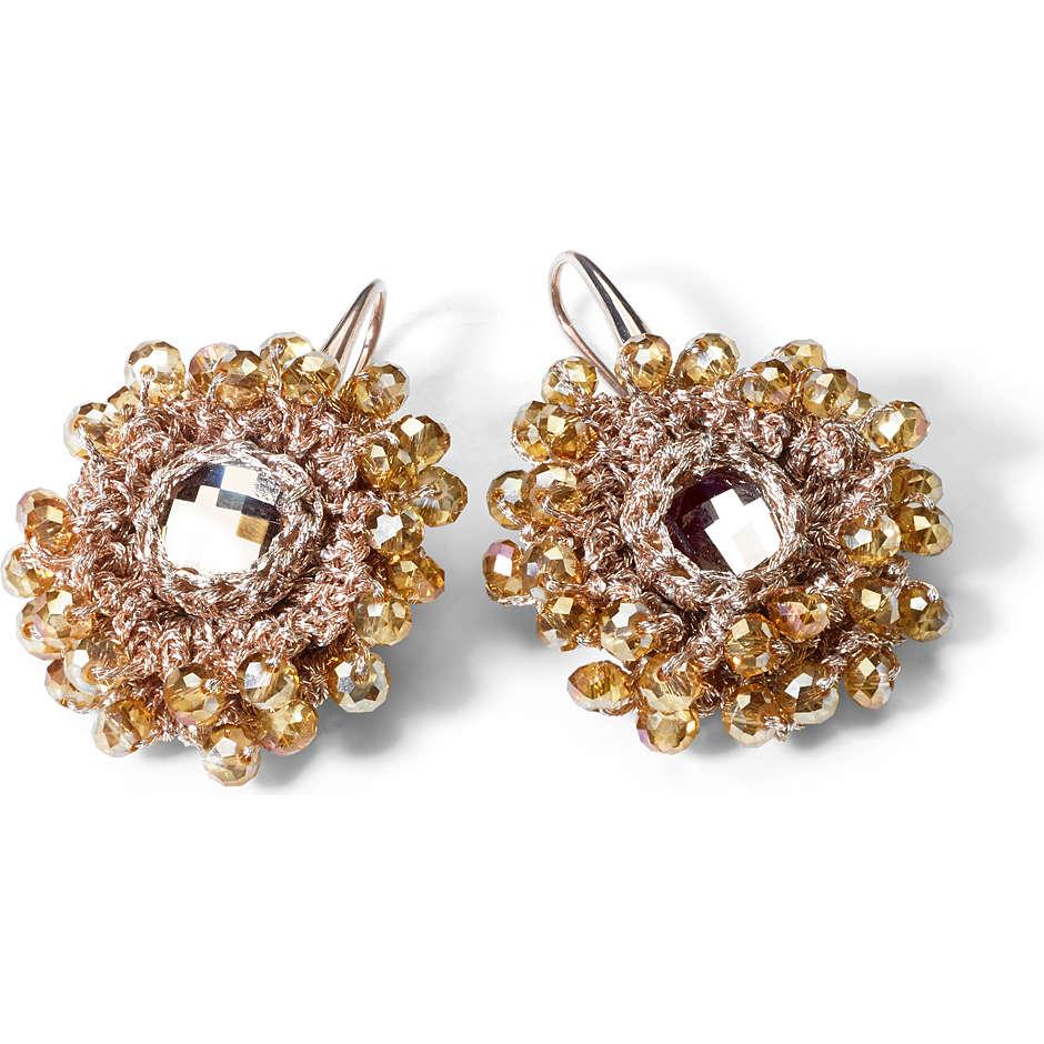 boucles d'oreille femme bijoux Ambrosia ABO 029