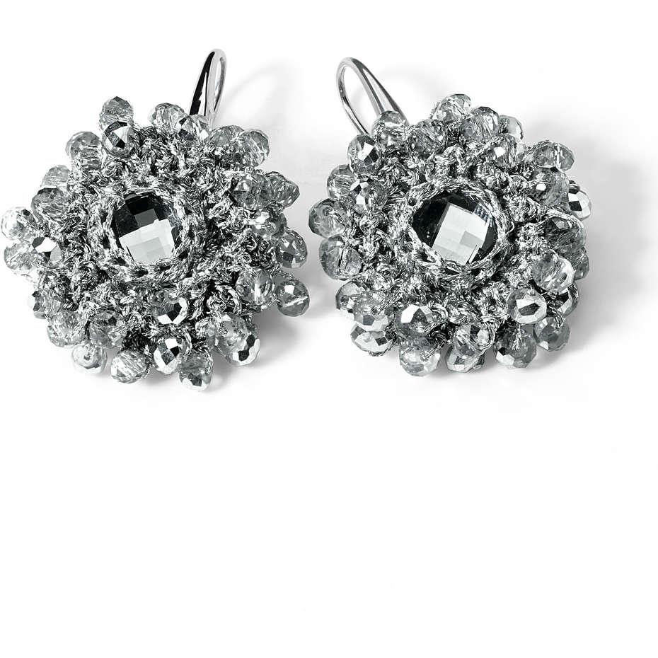 boucles d'oreille femme bijoux Ambrosia ABO 030