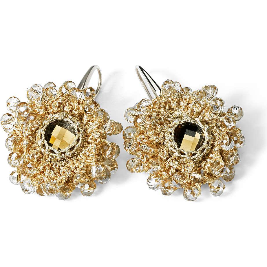 boucles d'oreille femme bijoux Ambrosia ABO 031