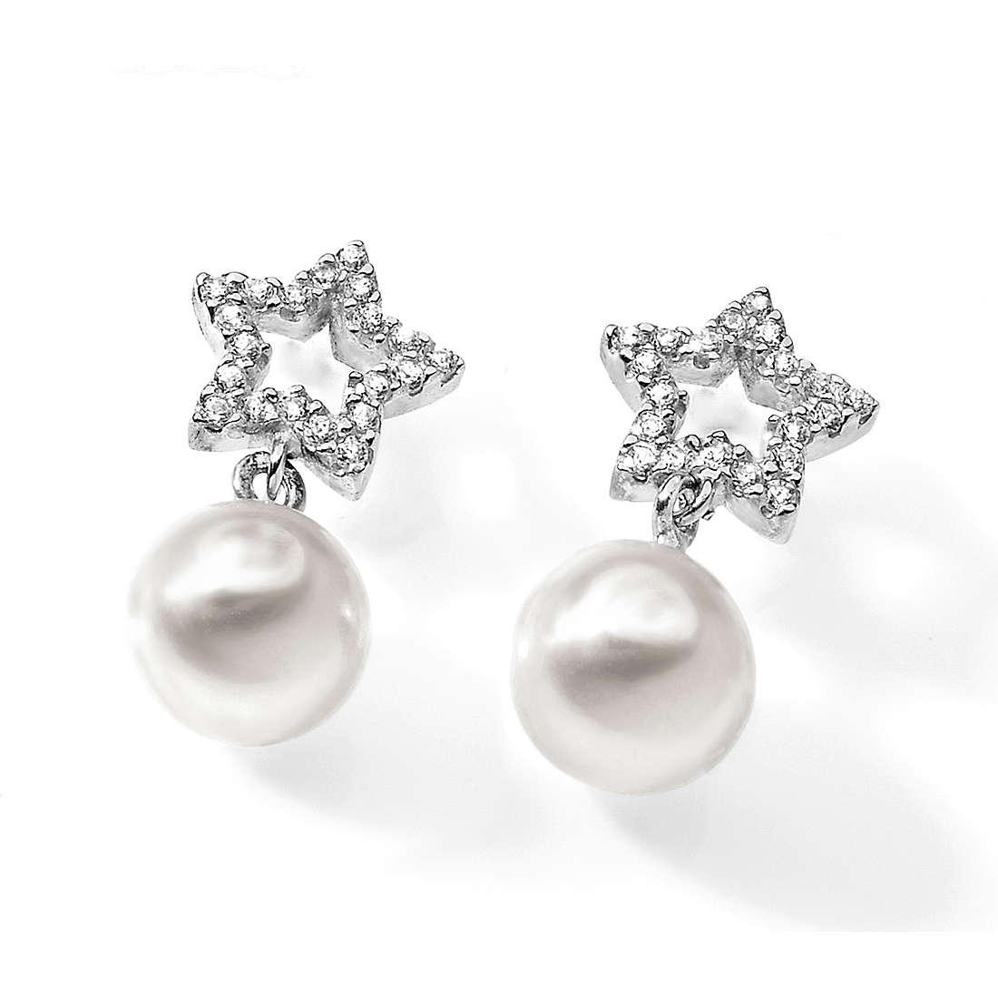 boucles d'oreille femme bijoux Ambrosia AOP 056