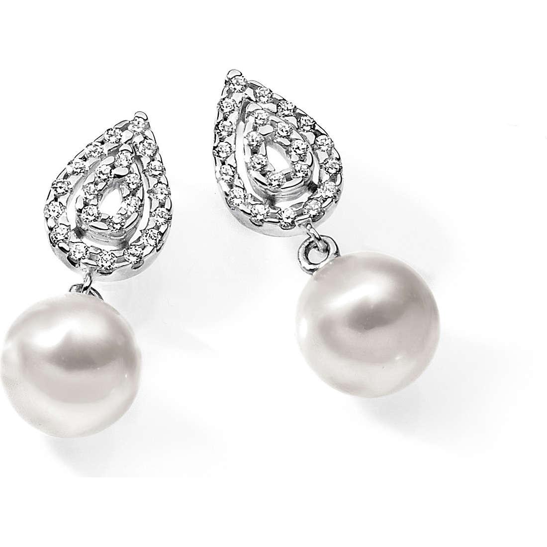 boucles d'oreille femme bijoux Ambrosia AOP 057
