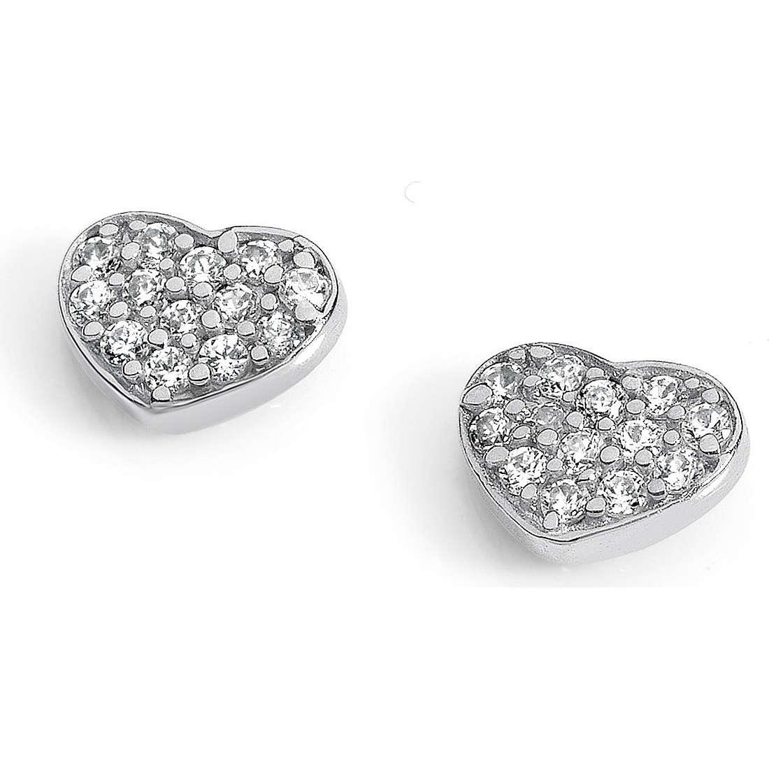 boucles d'oreille femme bijoux Ambrosia AOZ 073
