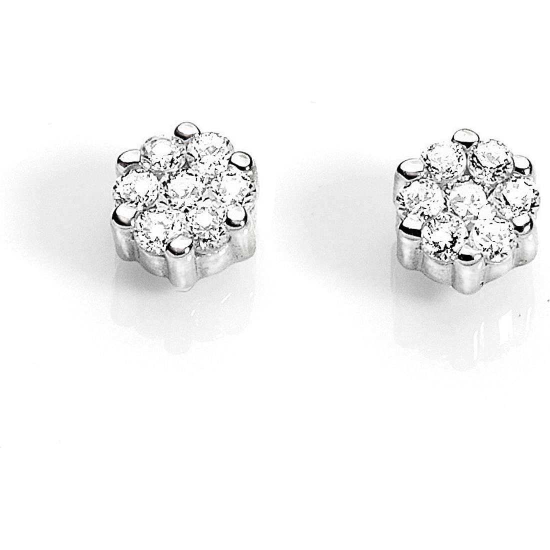 boucles d'oreille femme bijoux Ambrosia AOZ 085