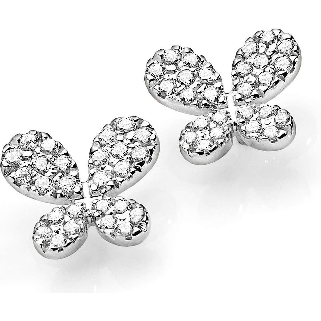 boucles d'oreille femme bijoux Ambrosia AOZ 089