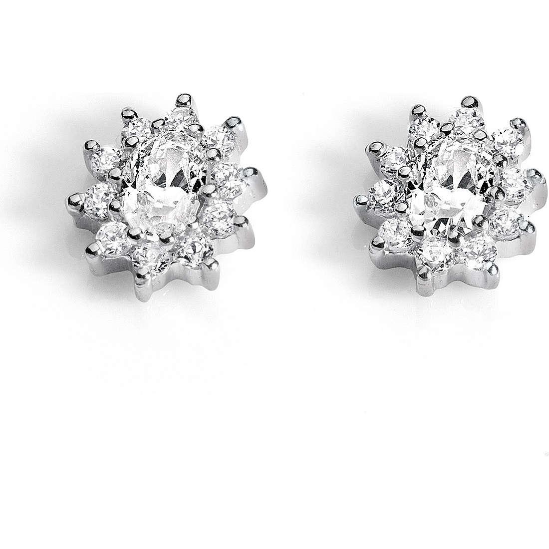 boucles d'oreille femme bijoux Ambrosia AOZ 095