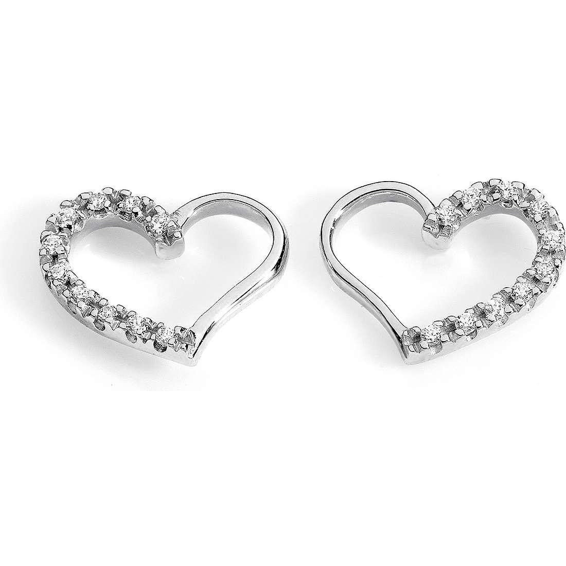 boucles d'oreille femme bijoux Ambrosia AOZ 100