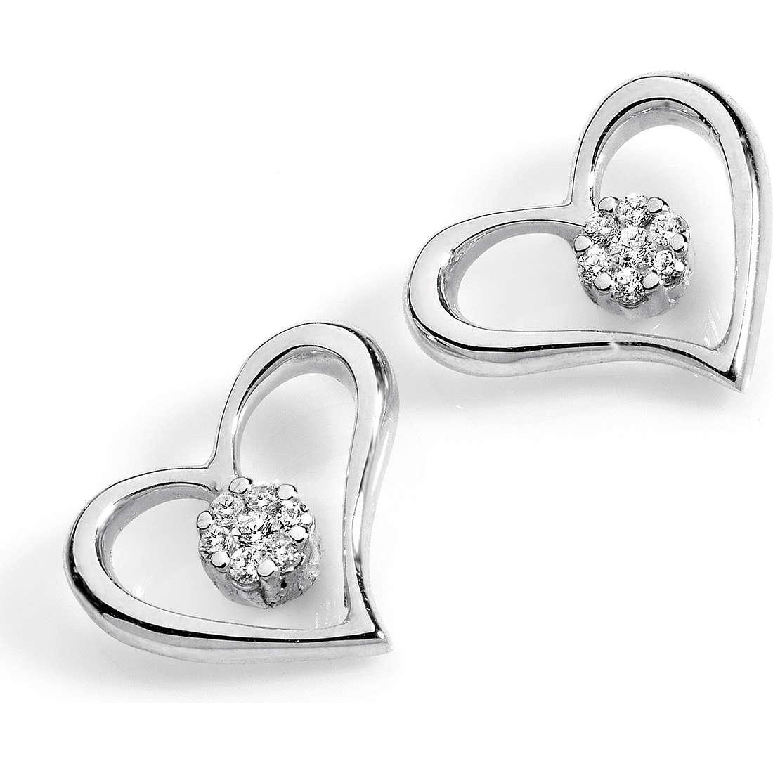 boucles d'oreille femme bijoux Ambrosia AOZ 101