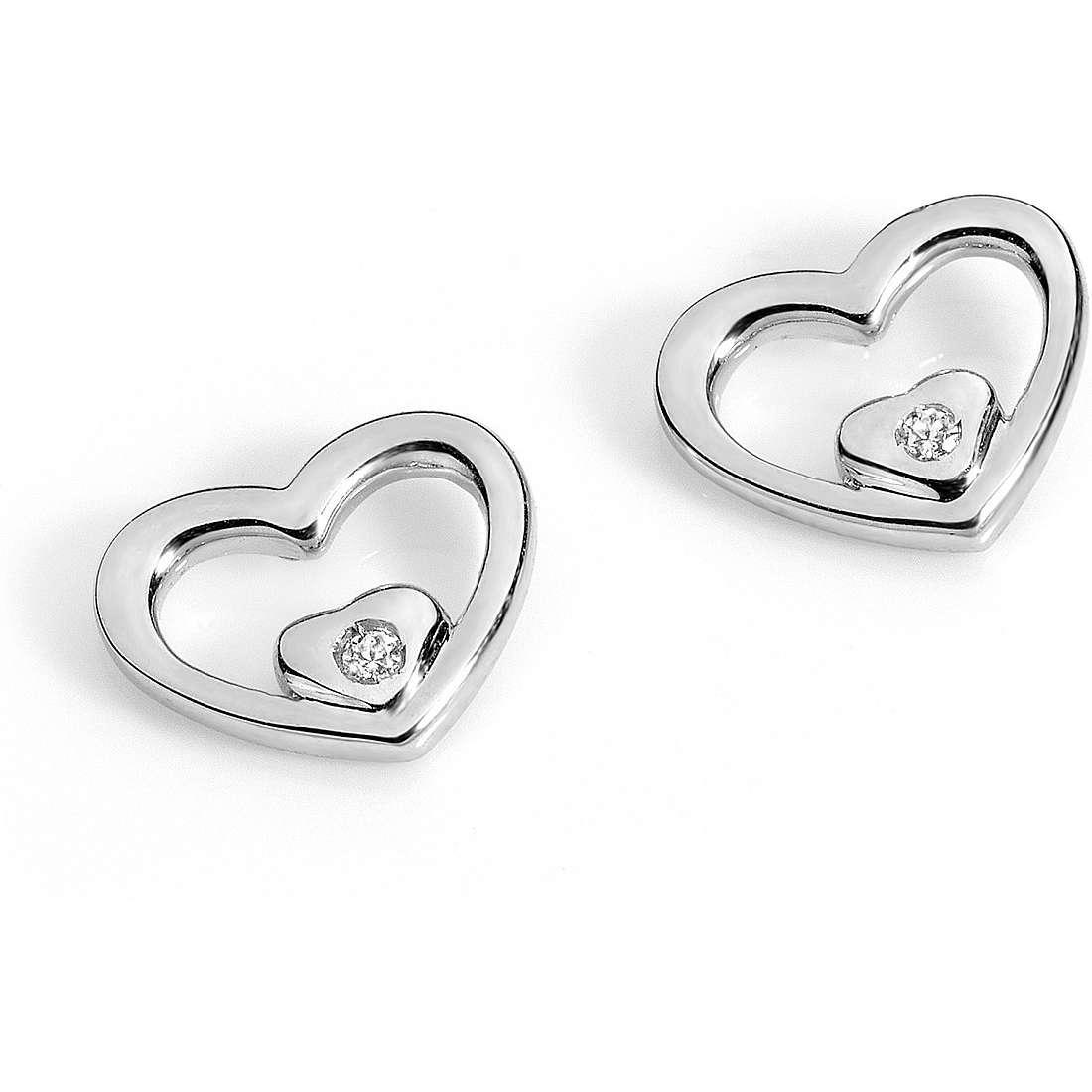 boucles d'oreille femme bijoux Ambrosia AOZ 102