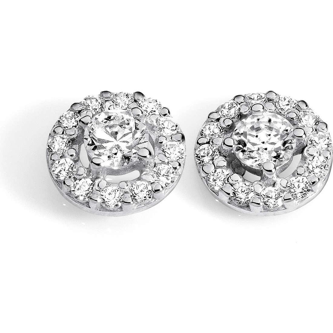 boucles d'oreille femme bijoux Ambrosia AOZ 103