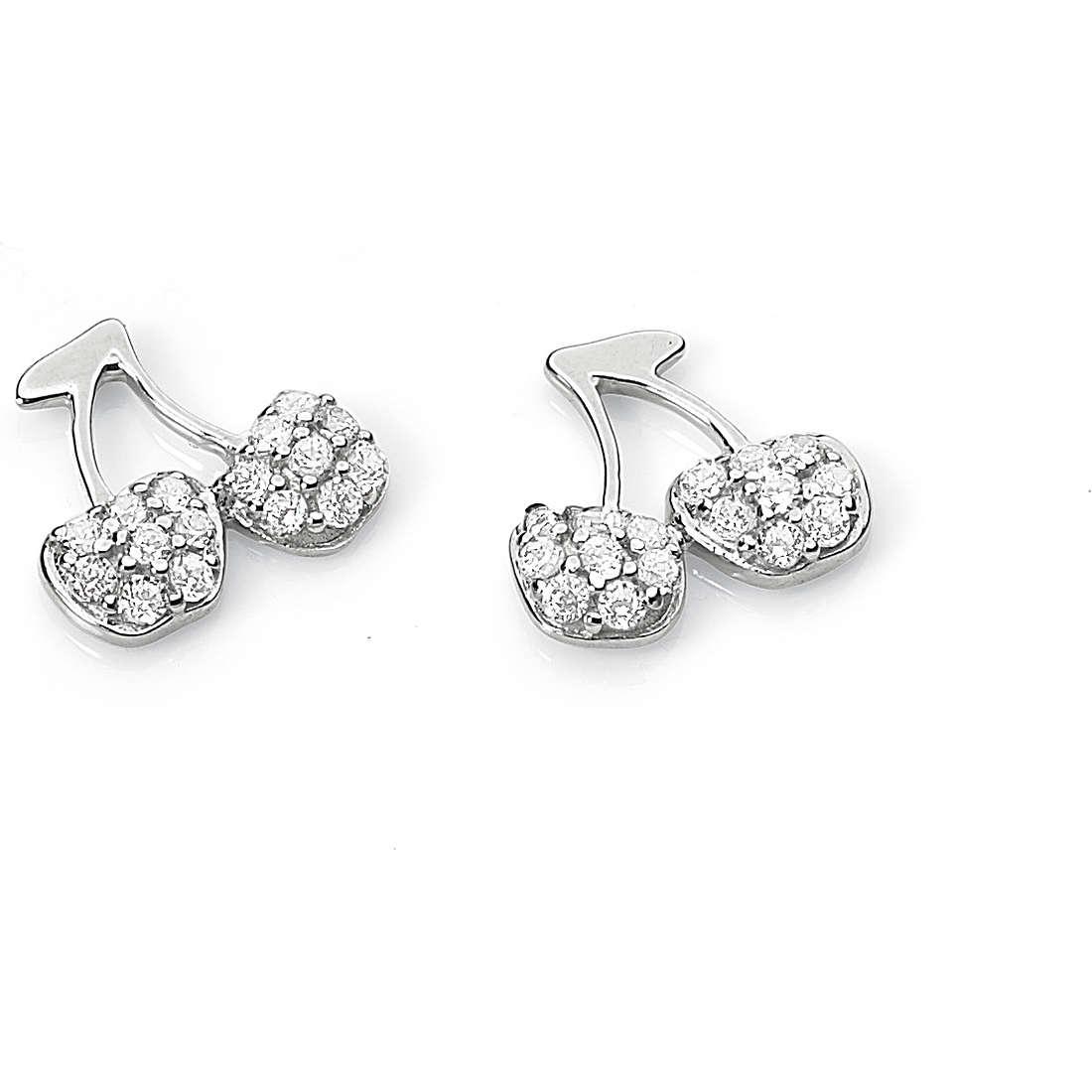 boucles d'oreille femme bijoux Ambrosia AOZ 113