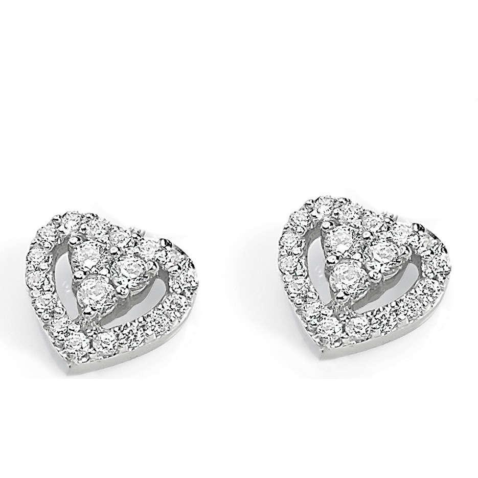 boucles d'oreille femme bijoux Ambrosia AOZ 115