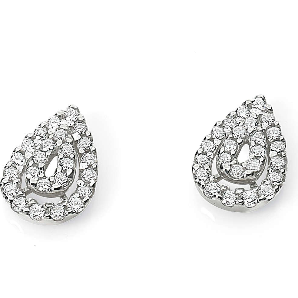 boucles d'oreille femme bijoux Ambrosia AOZ 118