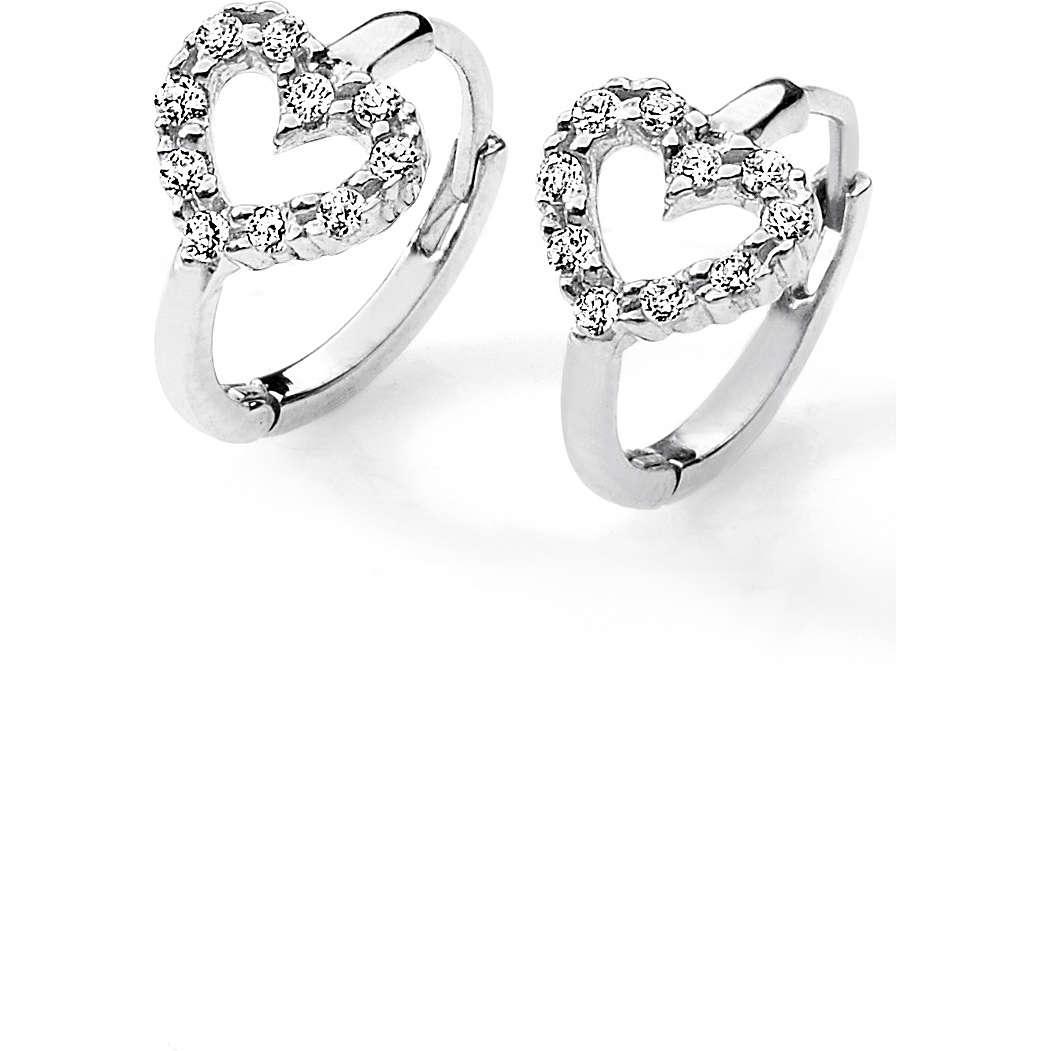 boucles d'oreille femme bijoux Ambrosia AOZ 131
