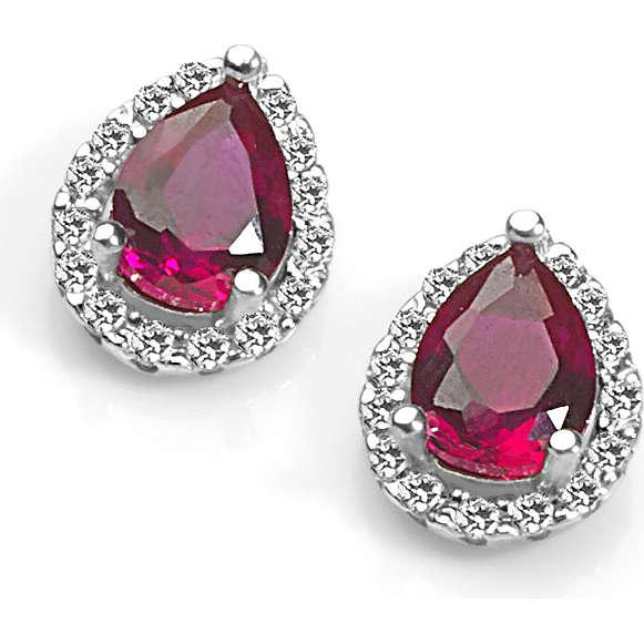 boucles d'oreille femme bijoux Ambrosia AOZ 143