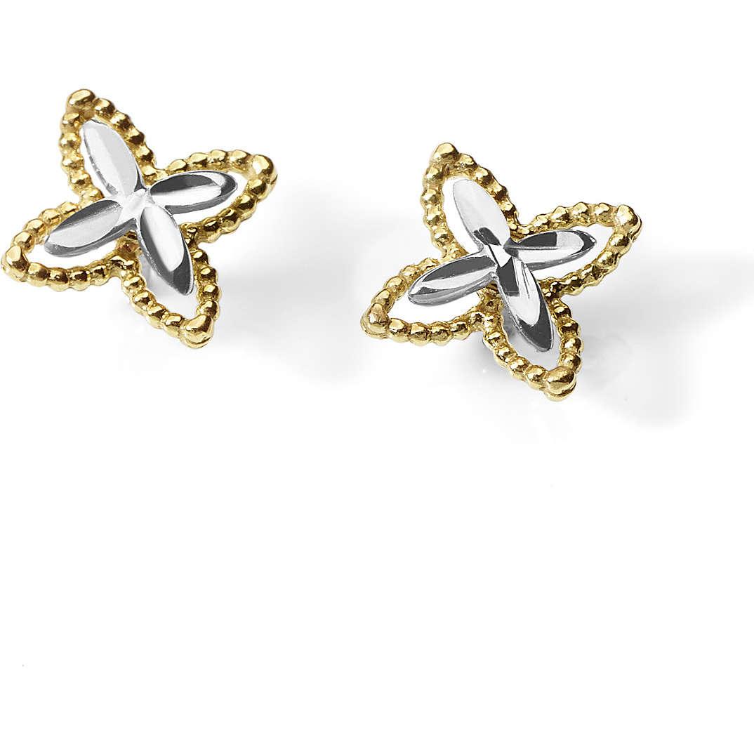 boucles d'oreille femme bijoux Ambrosia AOZ 210