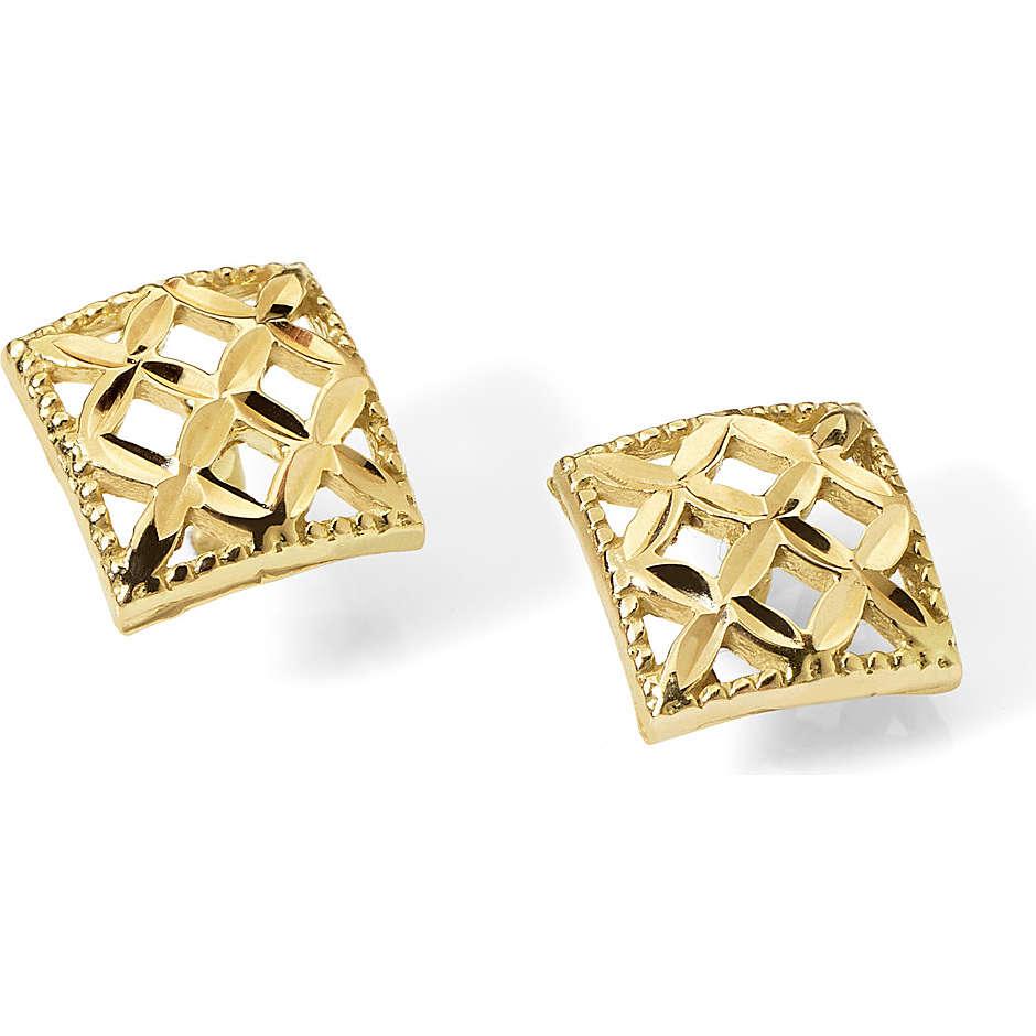 boucles d'oreille femme bijoux Ambrosia AOZ 211