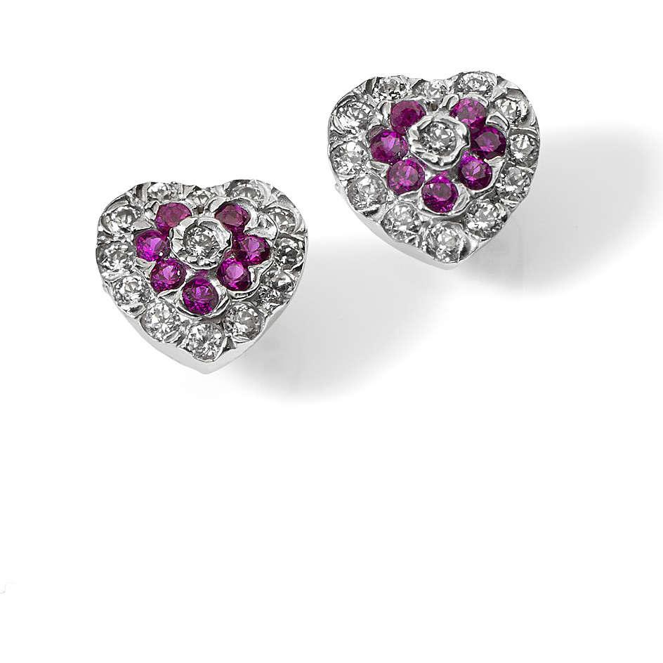 boucles d'oreille femme bijoux Ambrosia AOZ 214