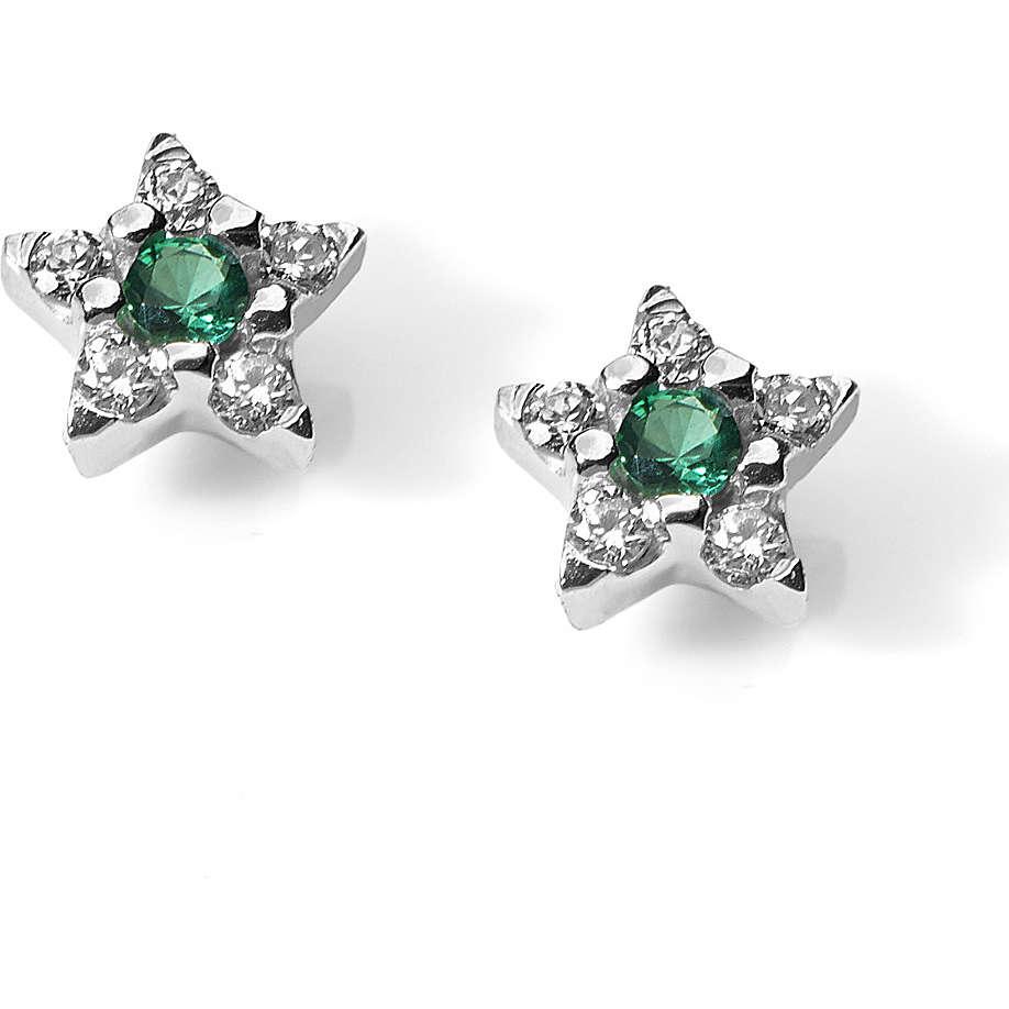 boucles d'oreille femme bijoux Ambrosia AOZ 218