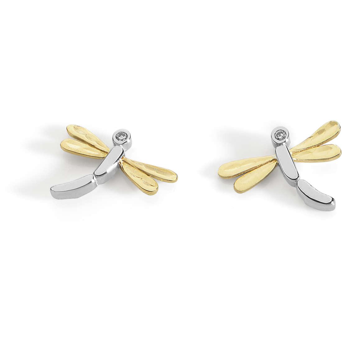 boucles d'oreille femme bijoux Ambrosia AOZ 278