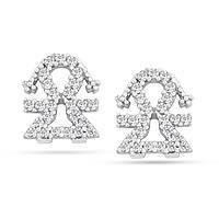 boucles d'oreille femme bijoux Ambrosia AOZ 373