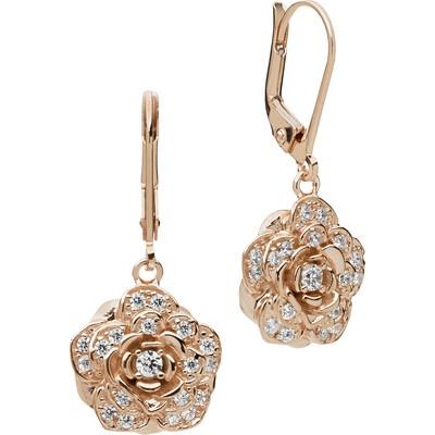 boucles d'oreille femme bijoux Ambrosia Boho AAO 128