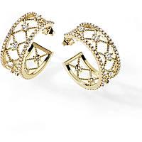 boucles d'oreille femme bijoux Ambrosia Bronzo ABO 002