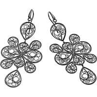 boucles d'oreille femme bijoux Ambrosia Bronzo ABO 006
