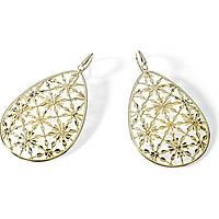 boucles d'oreille femme bijoux Ambrosia Bronzo ABO 008