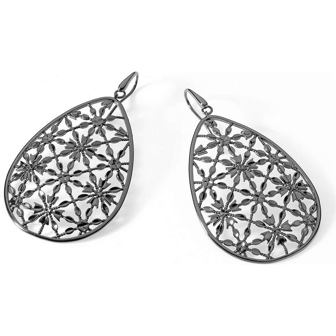 boucles d'oreille femme bijoux Ambrosia Bronzo ABO 010